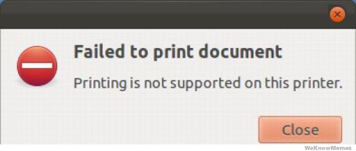 failed-to-print-document-printing-is-not-supported-on-this-printer